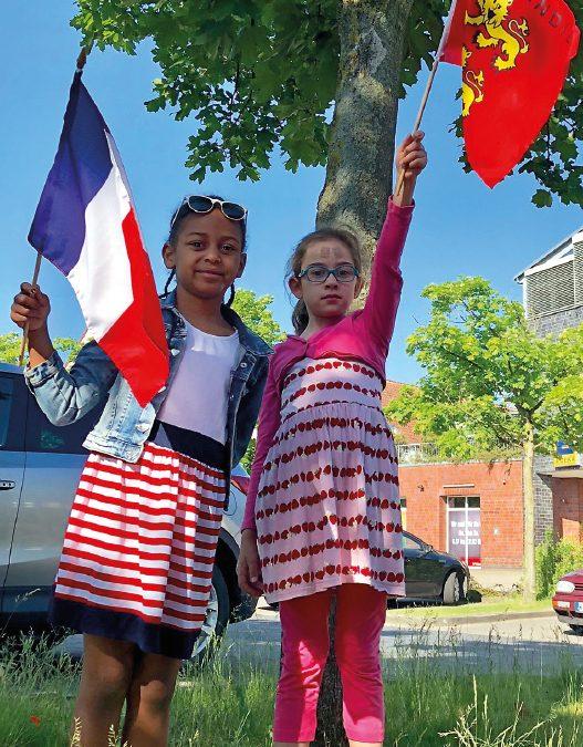 Besuch von Ennigerlohs französischer Partnerstadt Lessay